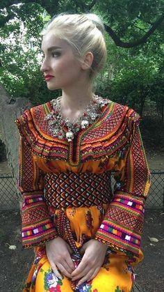 Les robes kabyles 2017 gargari