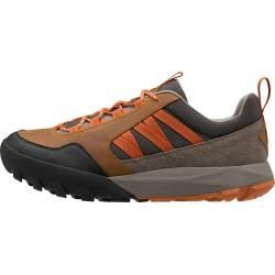 Photo of Helly Hansen Herren Loke Bowron Leder Wanderschuhe Braun 42 / 8.5