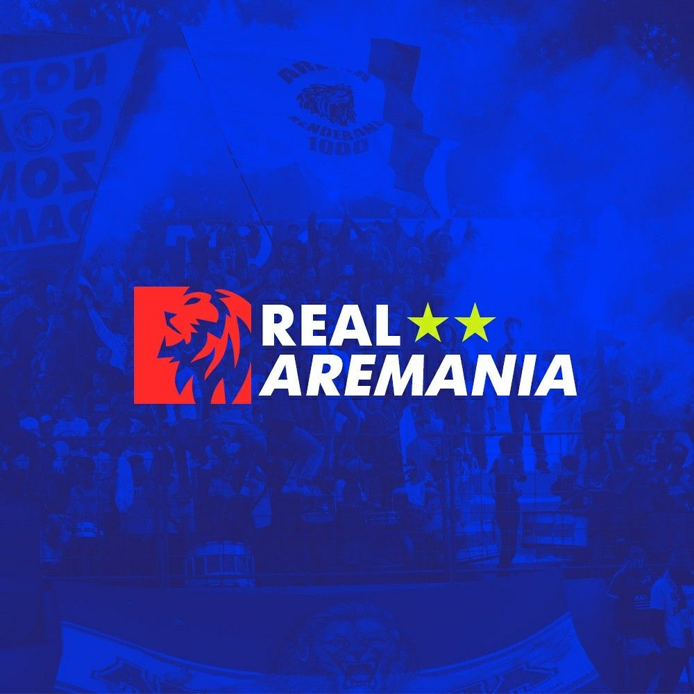 Rebrand Real Aremania