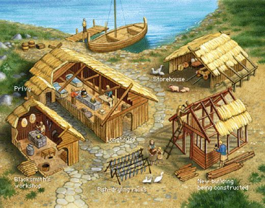 Who Were The Vikings?   Language, The vikings and Norse vikings