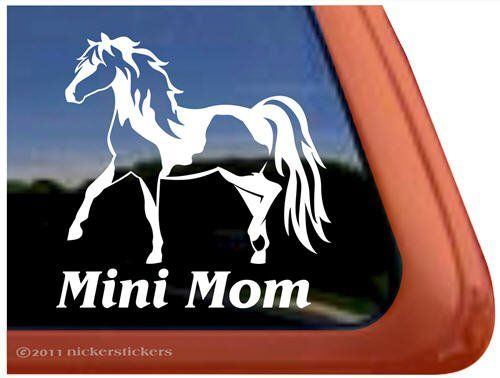 Exclusive miniature pinto decals miniature pinto stickers with many miniature designs styles to choose from easy for you create custom decals
