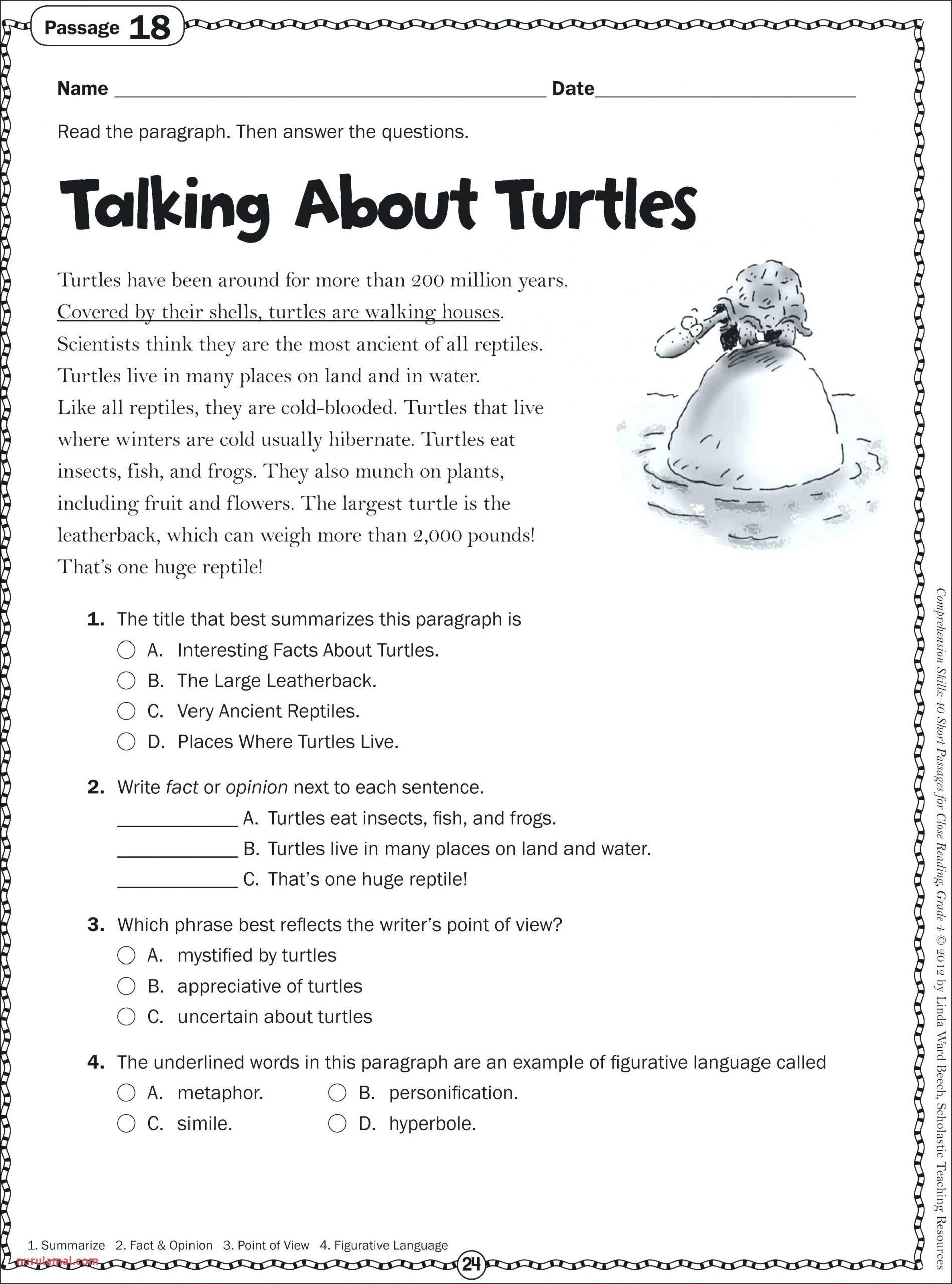 Worksheets For Elementary Students To Print In
