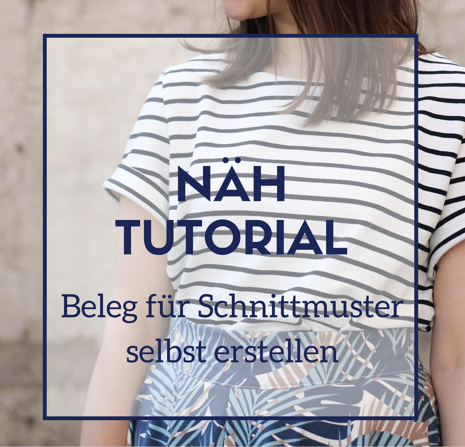 Großzügig Schnittmuster Tutorial Galerie - Strickmuster-Ideen ...