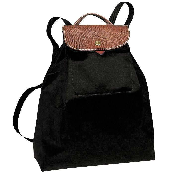 05213c3bca4 Longchamp Le Pliage Backpack Black   bagsandpurses jewellery  jewellerydesign