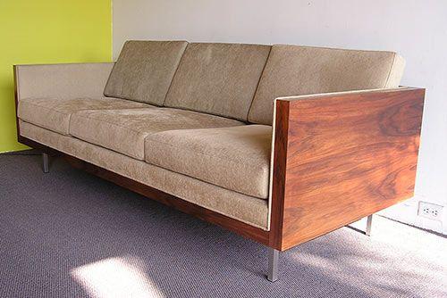 Futurama Furniture   Mid Century Modern Sofas Used On Mad Men