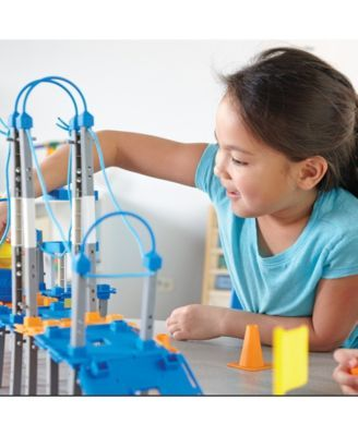 Learning Resources City Engineering /& Design Building Set LER2843 NEW