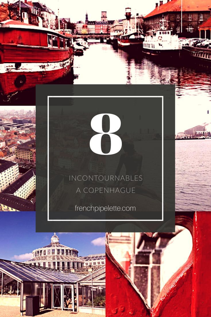 Découvrez mes 8 incontournables à faire à Copenhague ⚓️