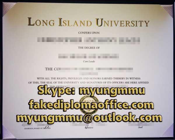 The Place to buy fake Long Island University degree,LIU diploma - copy birth certificate long beach