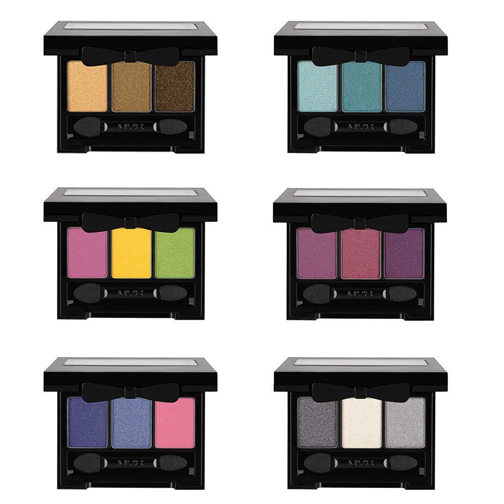 Nyx Love In Rio Eye Shadow Palette Kits Set Of 6 For More