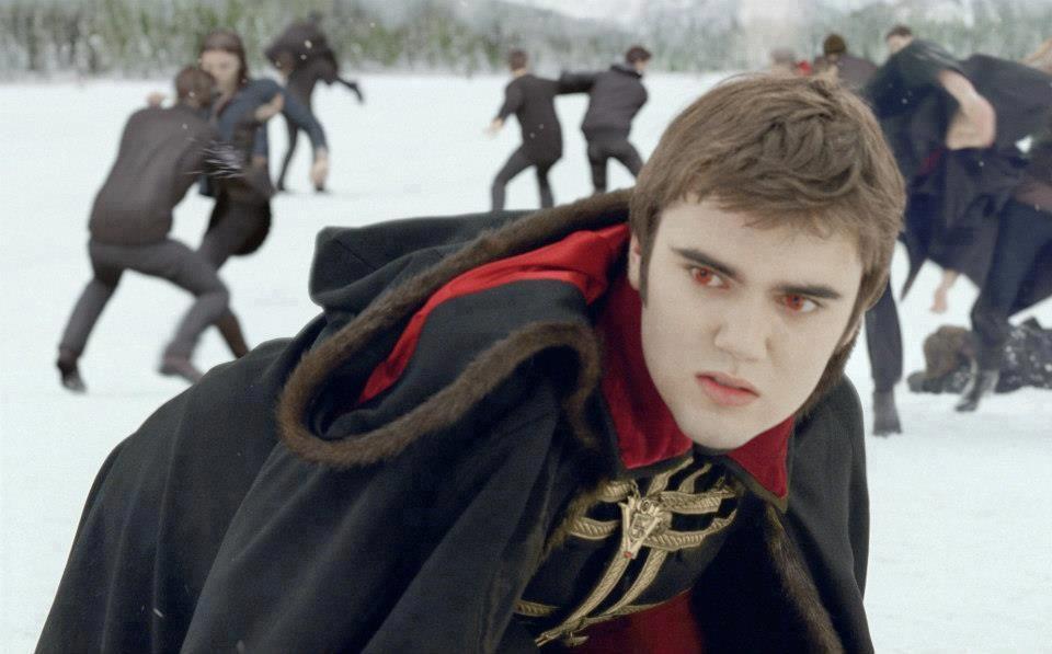 Pin by Lennie Martin on Twilight | Breaking dawn, Alec ...