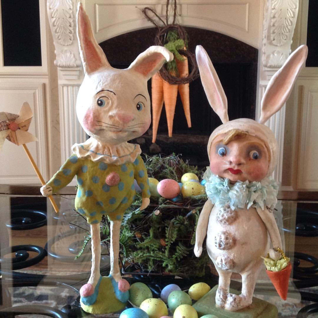 "35 Likes, 7 Comments - 👑Melissa Hollis👑  💪🙏💪 (@melissaholifit) on Instagram: ""Easter Bunny 🐰 #vintageeaster #easterbunny #bethanylowe #hiphopjingleboo"""