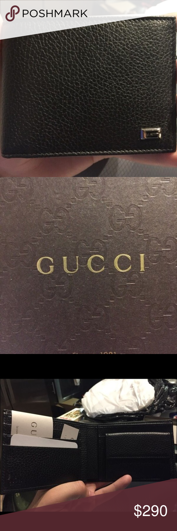 Gucci Wallet Brand new, AUTHENTIC, never used Gucci wallet