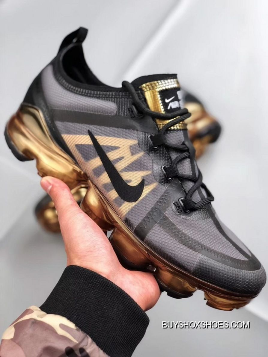 19cbff6a963 Nike Air VaporMax 2019 2019 Sneaker SKU AR6631-002 Men Women Running  Sneaker New Release