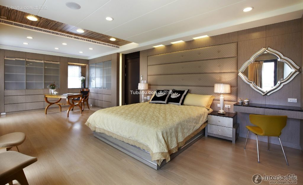 Modern American-style renovated bedrooms 2015 | Bedroom ...