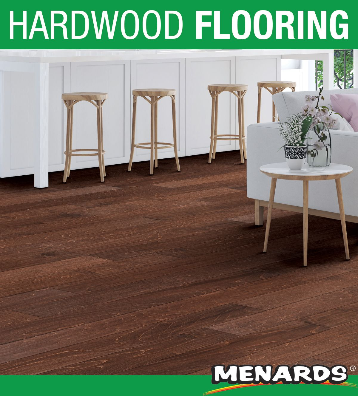 Maple Flooring Has An Attractive Blend Of Beauty And Stability