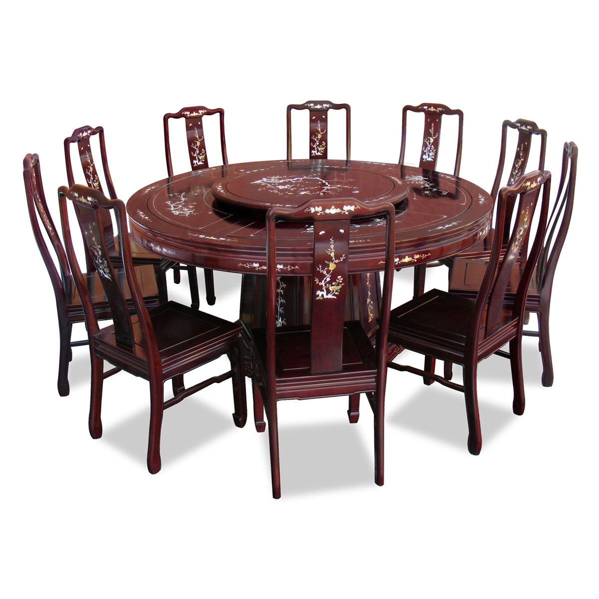 Oriental Dining Table   Global Style