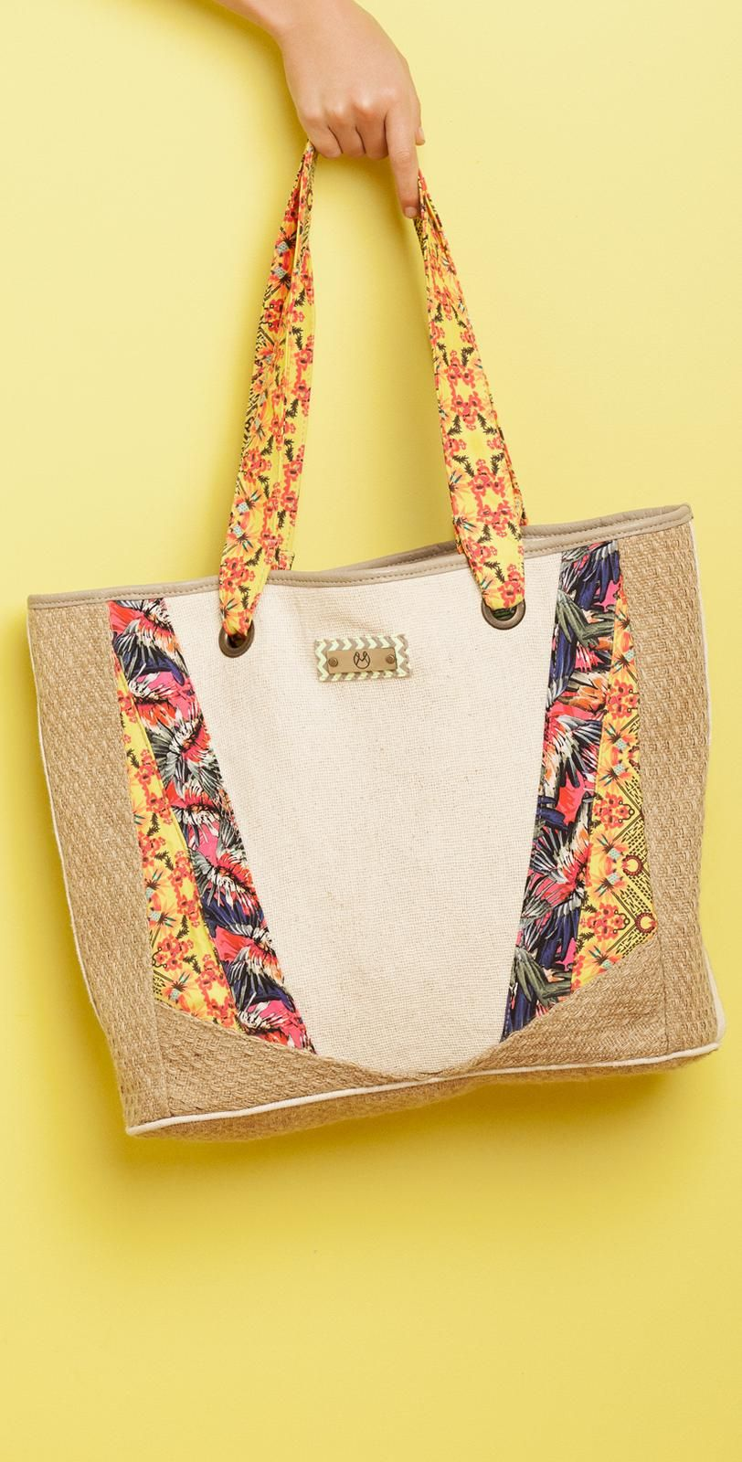 Maaji 2014 Beach Bag | •like• | Pinterest | Borse, Spiagge e ...