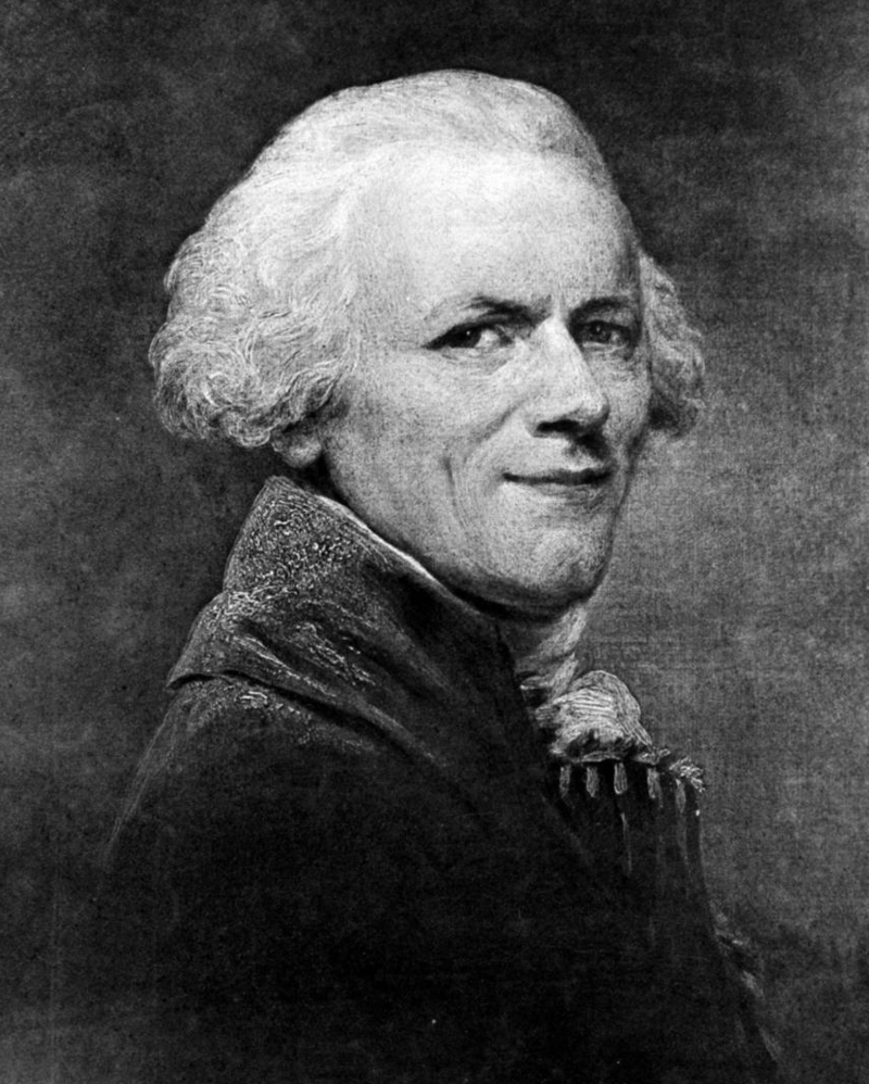 Maximilien Robespierre Francois Marie Isidore (1758 1794