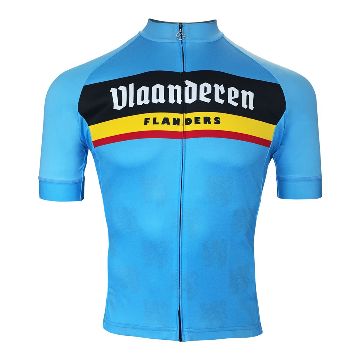 Flanders Jersey - Short Sleeve Cycling Jersey by Milltag  98b9b4a48