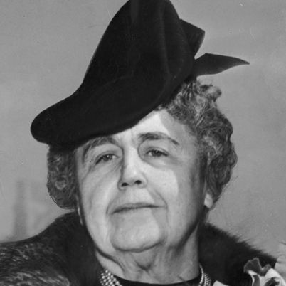 Edith Bolling Galt Wilson (1872-1961). 2nd wife of Woodrow Wilson. She is known for bringing in sheep to mow White House lawn to save manpower during wartime. She also acted on his behalf when President Wilson had a stroke during his presidential term.