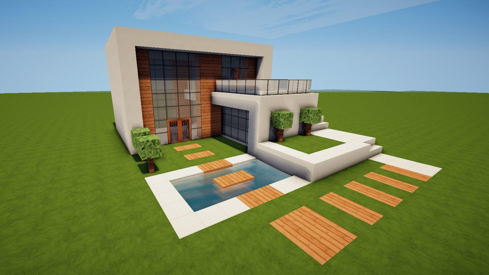Minecraft Haus Jannis Gerzen 188 In 2020 Minecraft Haus Minecraft Haus Bauen Minecraft Haus Ideen
