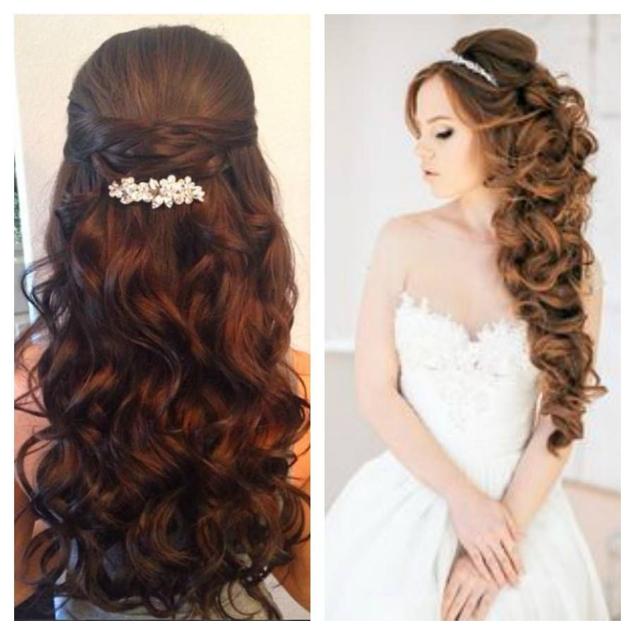 Half Up Do Quinceanera Hairstyles For Your Style Peinado Xv Anos Peinados De 15 Anos Peinados De 15