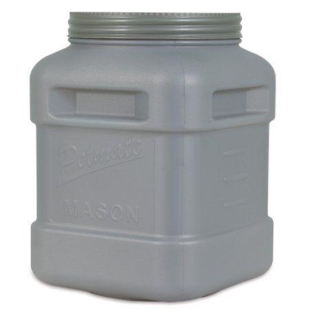 Home Dog Food Container Pet Food Storage Mason Jar Meals