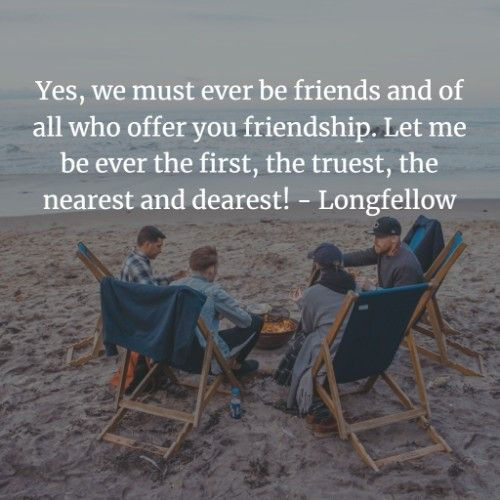 110 True friends quotes and sayings from famous people