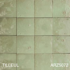 Zellige Vert Tilleul Arborescence Sud Ouest Zellige Carreau Tilleul