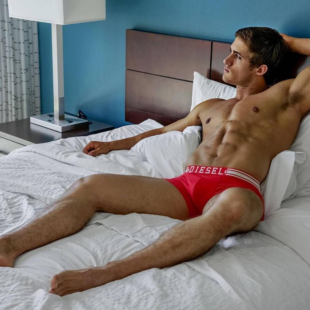 Naked boys in bed gallery hot gay man 9