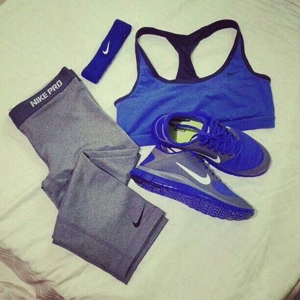 Sporting cloths...