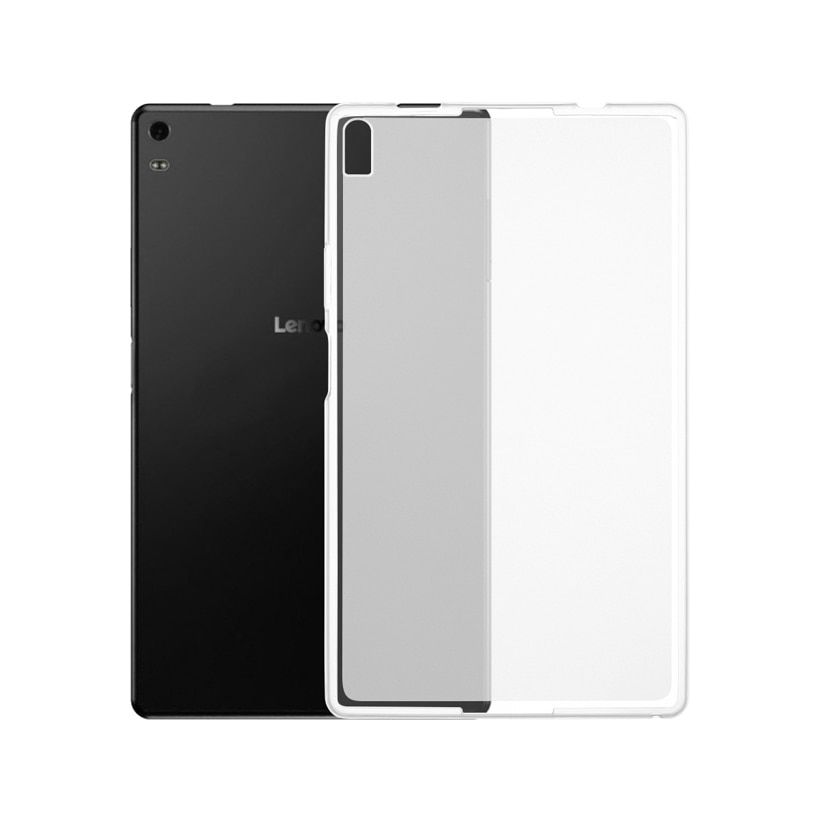 Tpu Slim Frosted Cases For Lenovo Tab 4 8 Plus Tb 8704f Tb 8704n 8 0 Inch Tablet Android Case Back Cover Shell Transparent In 2020