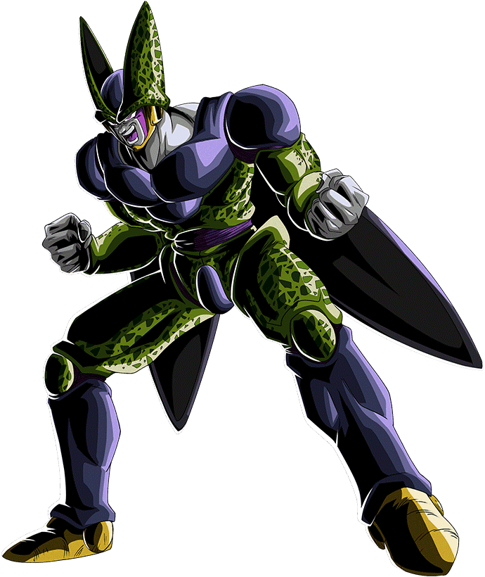 Perfect Cell Render 4 Dokkan Battle By Maxiuchiha22 On Deviantart Dragon Ball Art Dragon Ball Artwork Anime Dragon Ball Super
