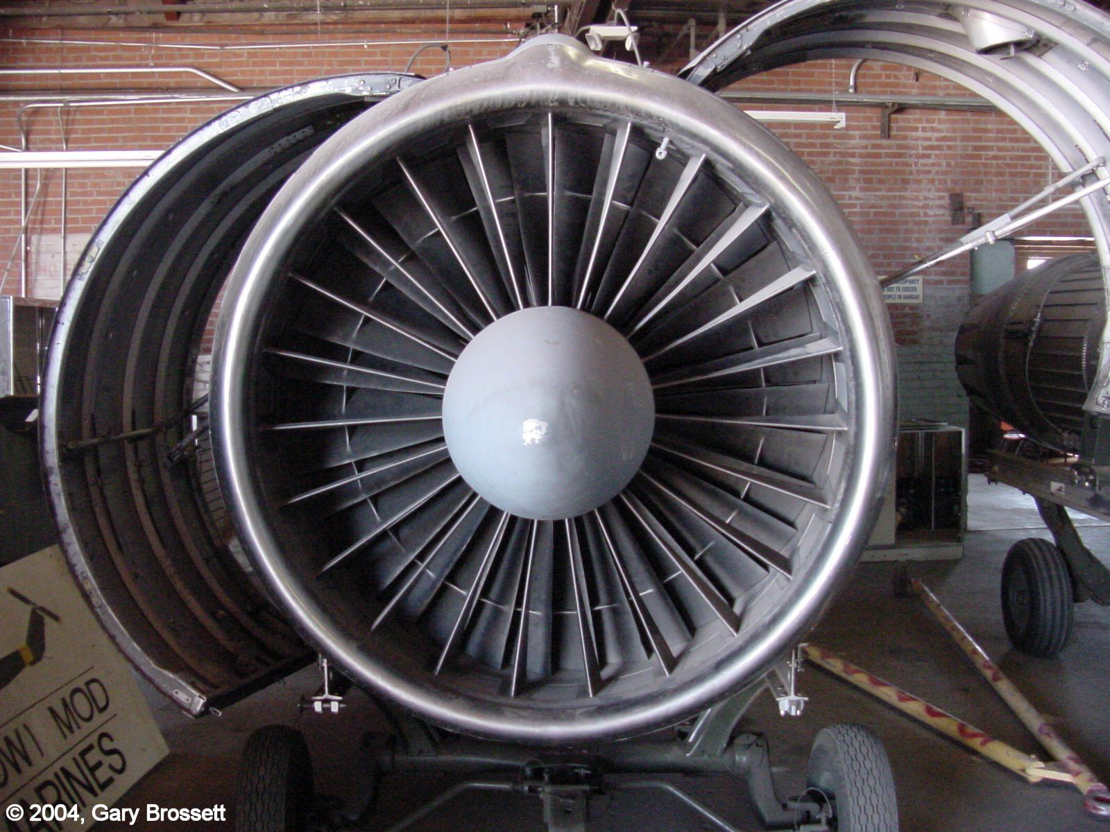 Pratt and Whitney Jet Engines