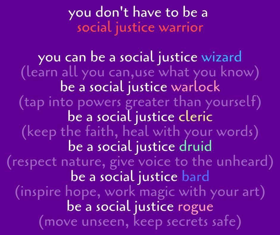 12 Best Social Justice Dnd Classes Ideas Dnd Classes Social Justice Dnd
