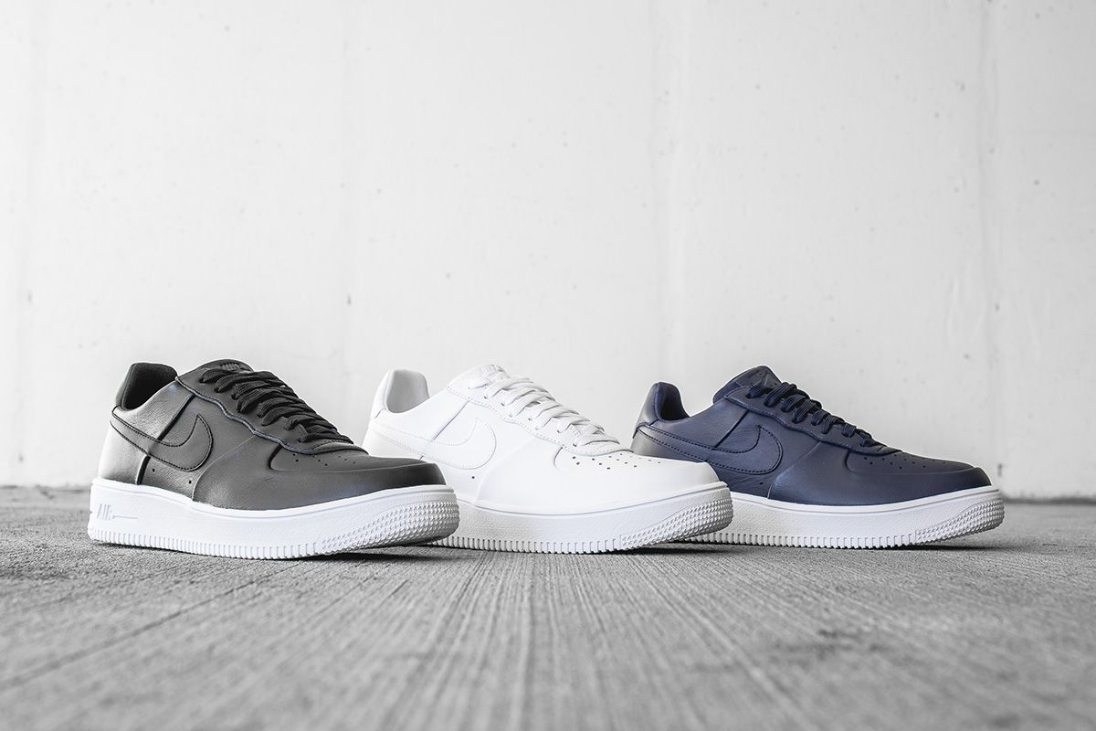 Nike SF Air Force 1 (Gum Sole Pack) Sneaker Freaker