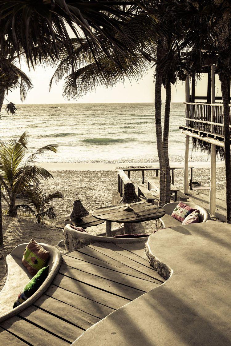 Papaya Playa Project Restaurant Beach Club