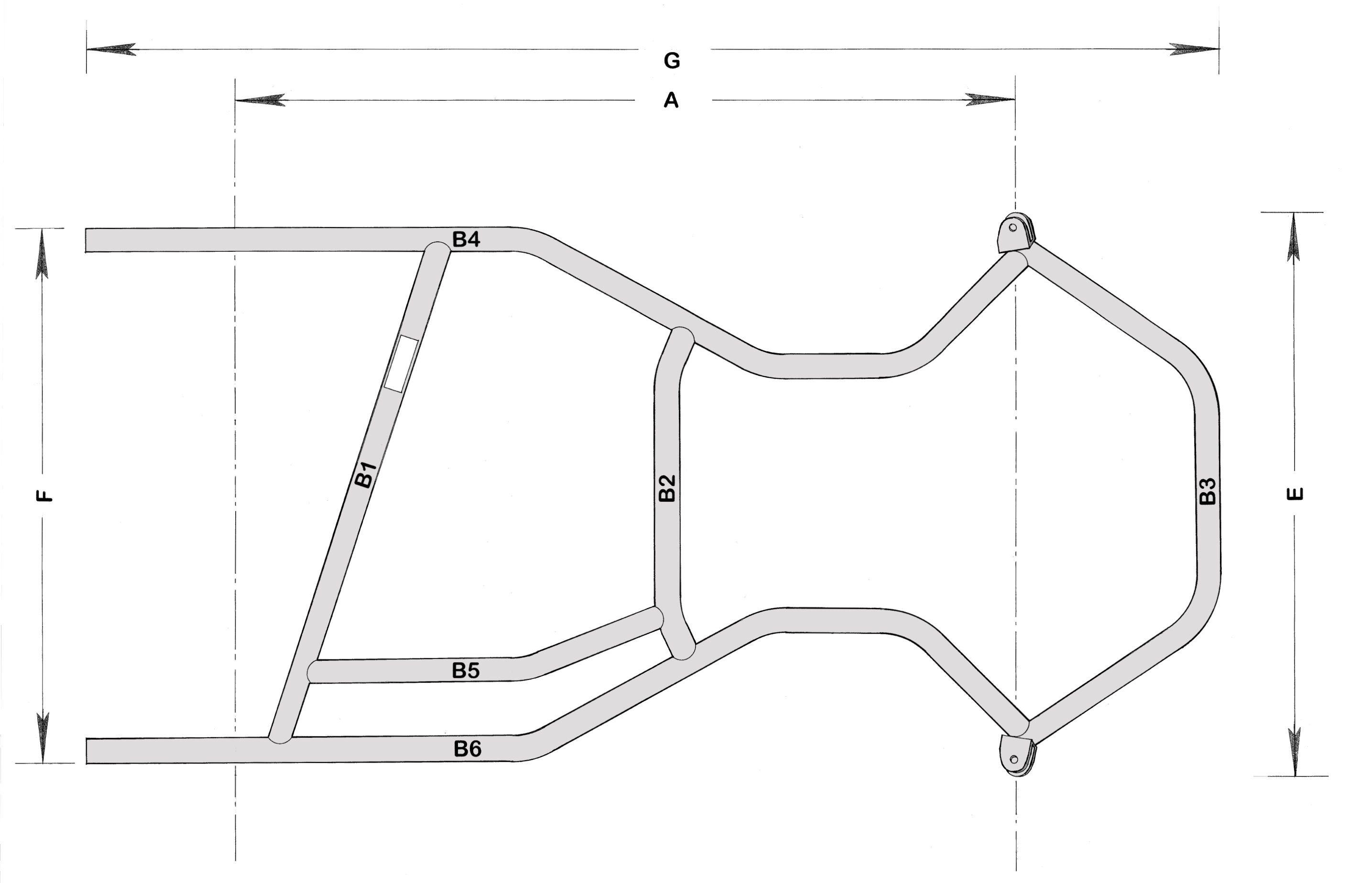 Shifter Kart Frame Plans | Framejdi org