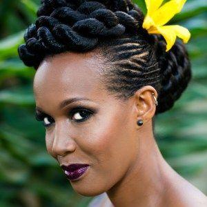 Pics Nairobi Salon Gives Natural Hair Makeovers To 30 Kenyan Women For Stunning Photo Series Natural Hair Styles Long Hair Girl Natural Hair Bride