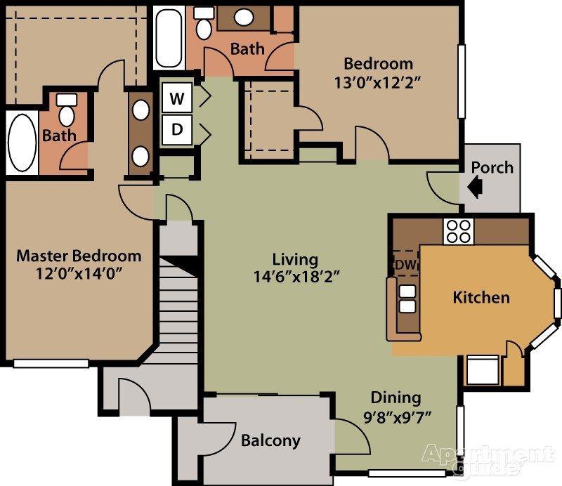 The Mandolin Apartments - Houston, TX 77070   Apartments for Rent ...
