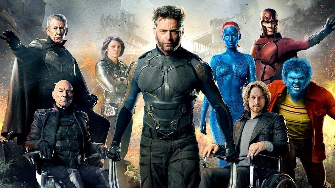 X Men Days Of Future Past 2014 Fuld Film Online Streaming Dansk Movie123 I Fremtiden Har Regeringens Haer Af Draeberrobotter Stor Man Movies Disney Plus X Men