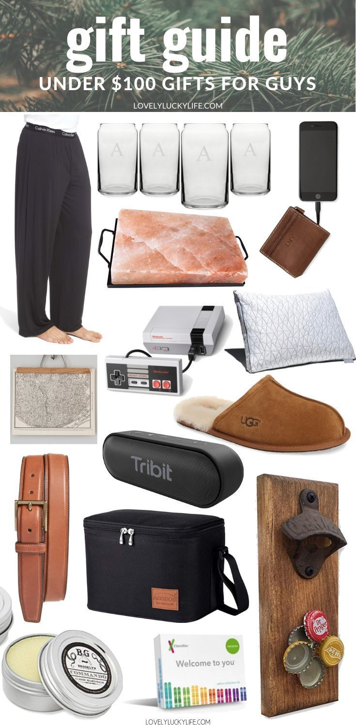 42 Great Christmas Gift Ideas for Him in 2020   Great christmas gifts, Christmas gifts for ...