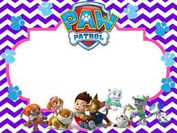 Image Result For Paw Patrol Tower Clip Art Everest Party Invitations