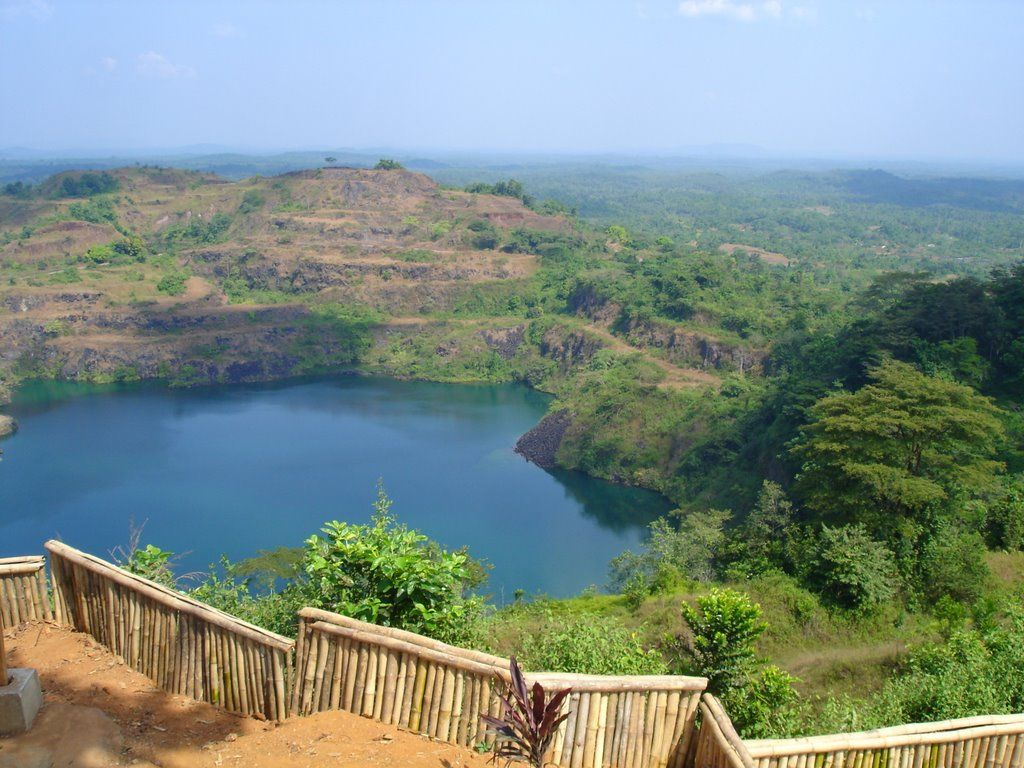 Image result for Blue Lake in liberia