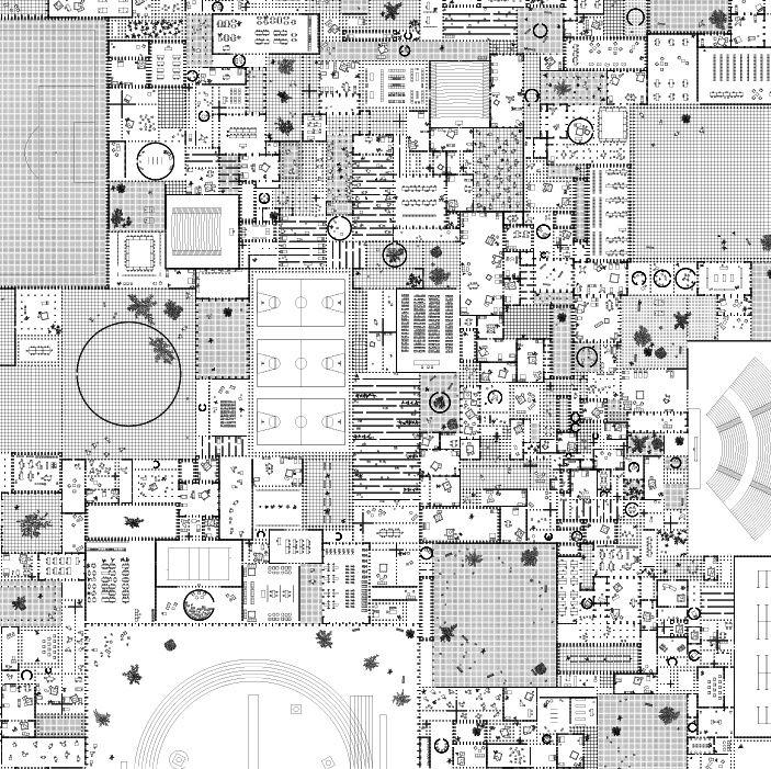 A Paris Apartment And A Paris Graphic: Épinglé Par Dorota Zurek Sur Plan