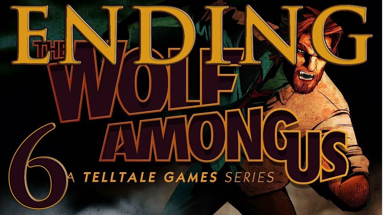 Let's Play (Blind) The Wolf Among Us (PS3) Episode 1