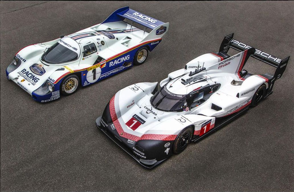 Porsche 919 Evo And 956c Will Lap The Nurburgring Together