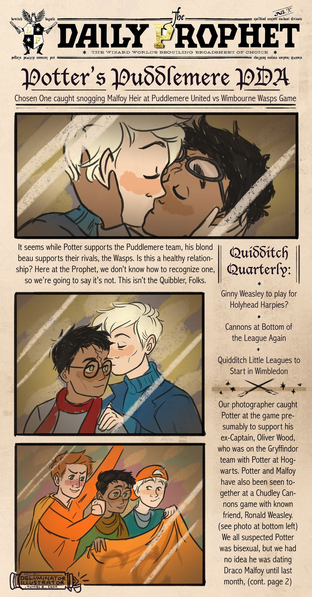 Drarry Fanfiction Recblog Harry Potter Fanfiction Harry Potter Puns Harry Potter Texts