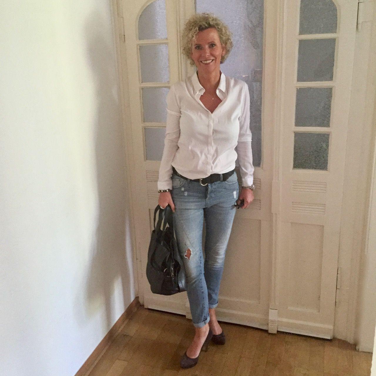 Die weisse Bluse - DAS Basicteil   style   Fashion ...