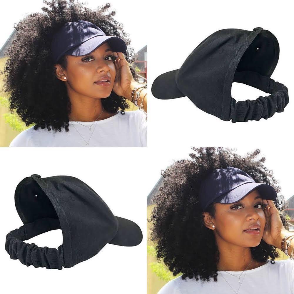 Satin Lined Baseball Cap, Satin bonnet , scrunchie, hats for
